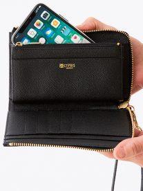 グラーノワークス|スマートフォン対応LFミドル財布